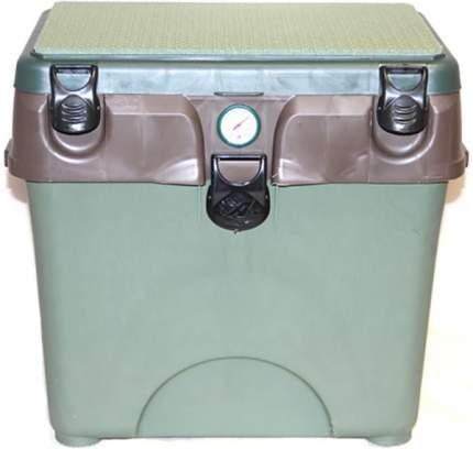 Рыболовный ящик A-elita A-Box зеленый; красный; синий