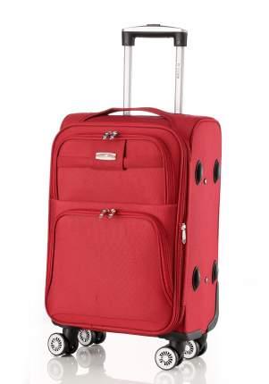 Чемодан L'Case Barcelona красный XL