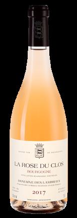 Вино Bourgogne La Rose du Clos, Domaine des Lambrays, 2017 г.
