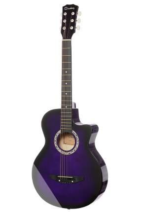 Акустическая гитара COWBOY 3810C VTS