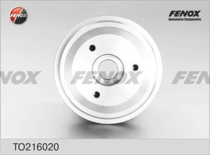Тормозной барабан FENOX TO216020