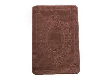 Коврик для ванной ЭКО шоколадный, SHAHINTEX 2449-1