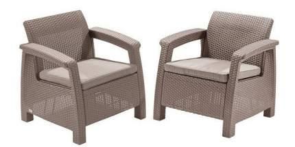 Кресла садовые Corfu II Duo 17197993C 2 шт