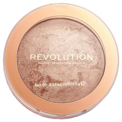Бронзер Makeup Revolution Revolution Bronzer Reloaded Holiday Romance 15 г
