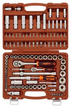 Набор инструментов Ombra OMT108S 108 предметов, 55322