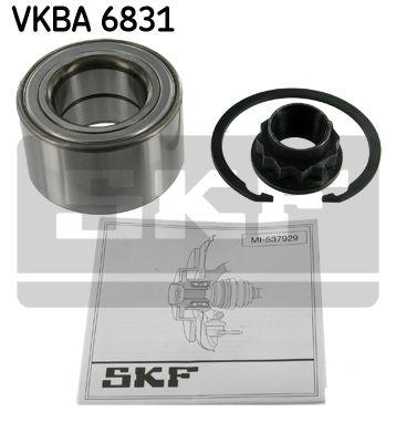 Комплект подшипника ступицы колеса SKF VKBA 6831