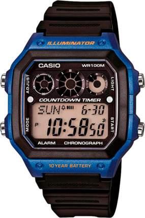 Наручные часы электронные мужские Casio Collection AE-1300WH-2A