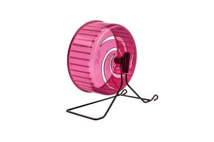 Беговое колесо для грызунов Дарэлл пластик, металл, 14 см