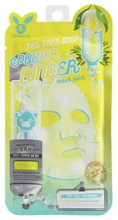 Маска для лица Elizavecca Tea Tree Deep Power Ring Mask Pack 23 мл