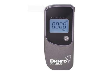 Алкотестер DINGO AT-2020
