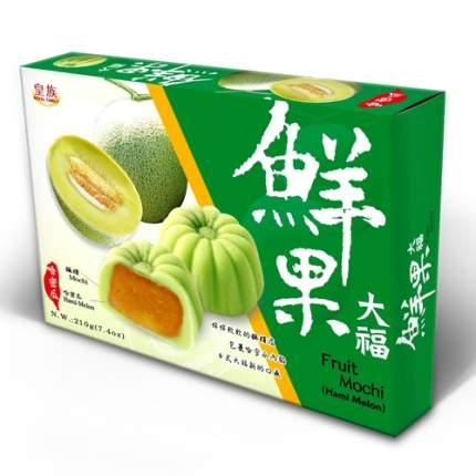Моти Royal  Family фруктовый с тайваньской дыней 6 шт 210 г