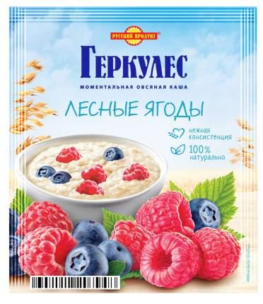 Овсяная каша Геркулес моментальная с лесными ягодами 35 г