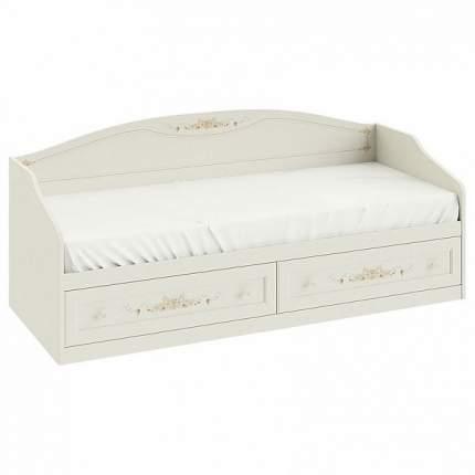 Кровать Трия Лючия ТД-235.12.01 80х200 см, белый