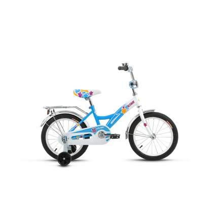 """Велосипед 16"""" Altair City Girl, Белый/Синий RBKT74NG1003"""