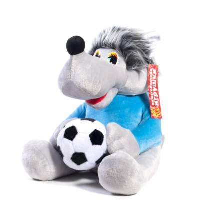 Мягкая игрушка Нижегородская Игрушка Волк с мячом