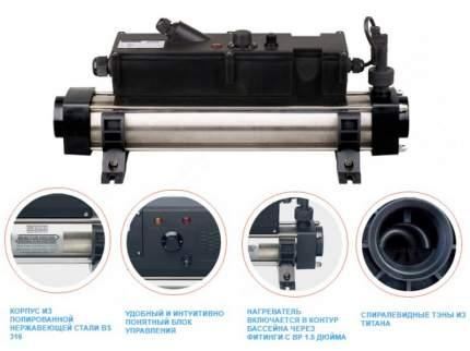 Elecro, Электронагреватель Elecro Flow Line 8Т3AВ Titan 12 кВт 400В, AQ6594