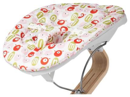 Чехол на матрасик для кресла-шезлонга Evomove Nomi Baby (цвет товара: белый)