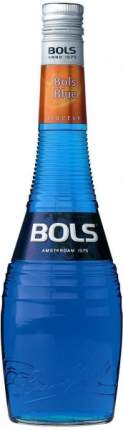 Ликер  Bols Blue Curacao 0.7 л