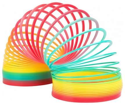 Мягкая игрушка Пружинка Радуга гигант (Пружинки ) (Slinky СЛ702000-3)