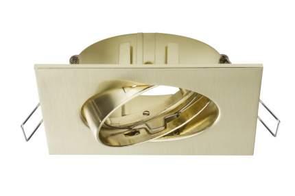 Комплект светильников Prem EBL 3er Spot Quadro,тертая латунь 92616