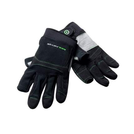 Гидроперчатки унисекс NeilPryde 2018 Regatta Glove Full Finger, C1 black, JS