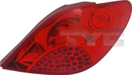 Задний фонарь TYC 11-0998-01-2