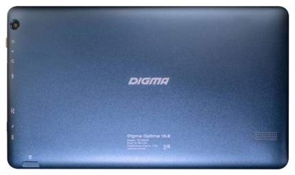 Планшет Digma Optima 10.8 TS1008AW Dark Blue