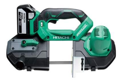 Аккумуляторная ленточная пила Hitachi CB18DBLRJ