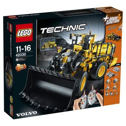 Конструктор LEGO Technic Автопогрузчик VOLVO L350F с дистанционным управлением (42030)