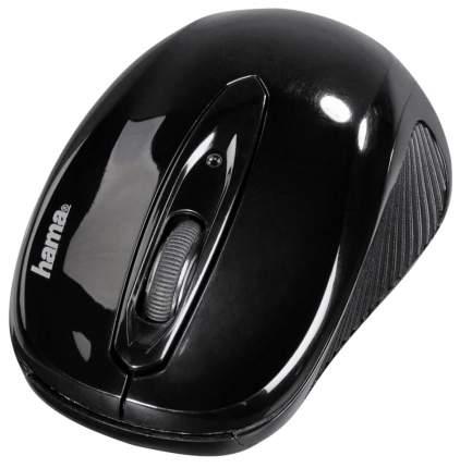 Мышь Hama AM-7300 черный оптическая (1000dpi) беспроводная USB для ноутбука (2but)