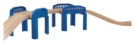 Железнодорожный набор Eichhorn Два моста 100001504