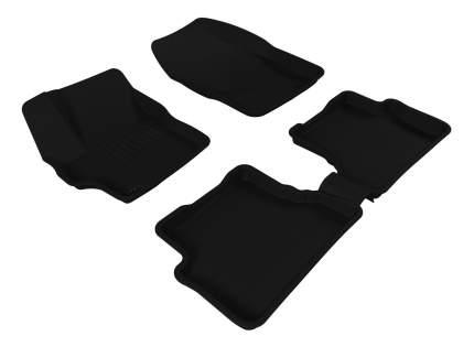 Комплект ковриков в салон автомобиля SOTRA для Mazda (STR74-00136)