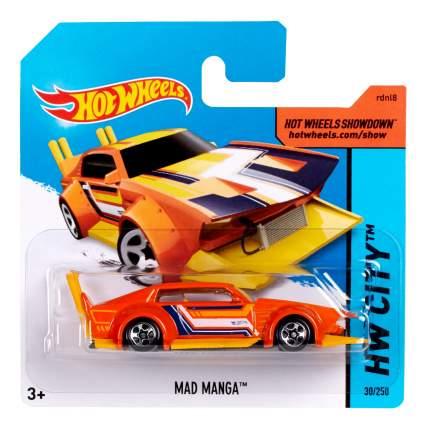 Машинка Hot Wheels Mad Manga Vehicle 5785 CFH52