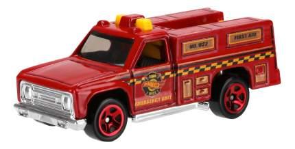 Машина службы спасения Hot Wheels Rapid Responder 5785 DHX08