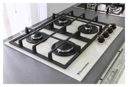 Встраиваемая варочная панель газовая Electronicsdeluxe GG4_750229F-016 Beige