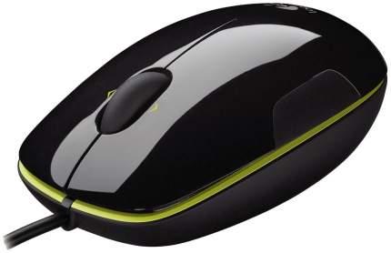 Проводная мышка Logitech M150 Black