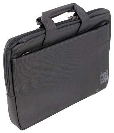 """Сумка для ноутбука 15.6"""" Continent CC-215 черная"""