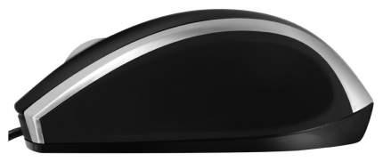 Проводная мышка CANYON CNR-MSO01NS Silver/Black