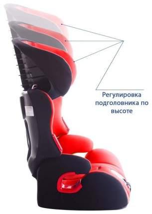 Автокресло SIGER Космо группа 1/2/3, Черный-Красный (KRES0045)