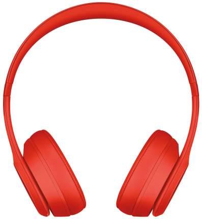 Беспроводные наушники Beats Solo3 Wireless On-Ear Headphones Red