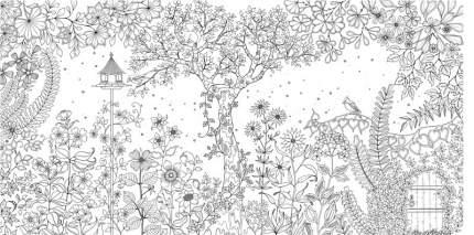 Таинственный Сад,книга Для Творчества И Вдохновения (0+)