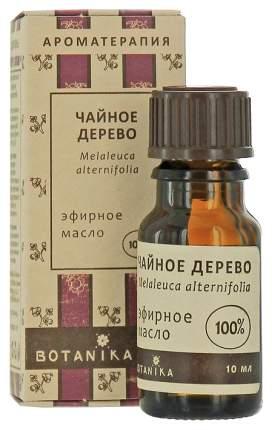 Ароматическое масло Botanika Чайное дерево 10 мл