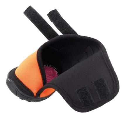 Обувь для собак Ferplast размер L, 4 шт оранжевый, черный