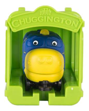 Гараж игрушечный Jazwares Chuggington Паровозик Брюстер