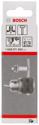 "Быстрозажимной патрон для дрели, шуруповерта Bosch R/L 13MM 1/2"" 1608571062"