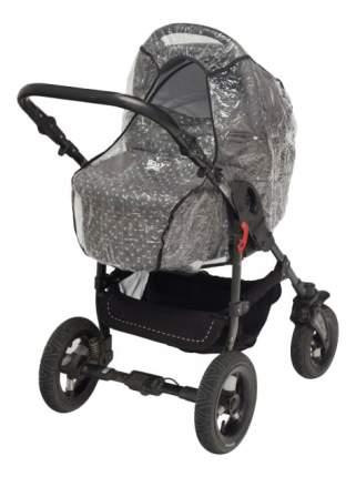 Дождевик на детскую коляску ROXY-KIDS Универсальный со светоотражателем