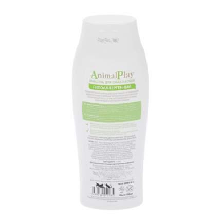 Шампунь для кошек и собак Animal Play Гипоаллергенный экстракт шалфея и аминокислоты 250мл