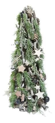 Ель искусственная Kuchenland декоративная звезда 40 см