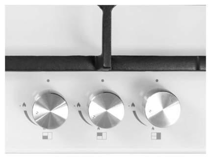 Встраиваемая варочная панель газовая LEX GVG 431 WH White