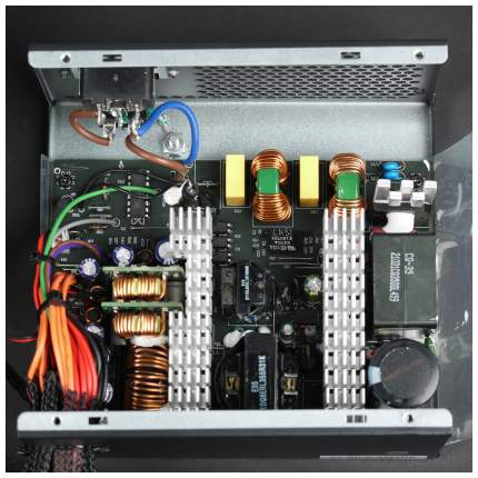 Блок питания компьютера Aerocool KCAS RGB 750W